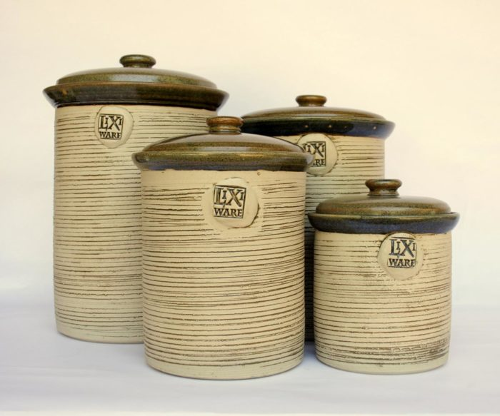 Fermentation Crock Set Ethnic Finish